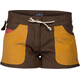 "Amundsen Sports W's Concord 3"" Shorts cowboy/yellow haze"